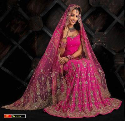 Indian Wedding Dresses on Traditional Indian Bridal Dresses    Unbelievable And Surprising