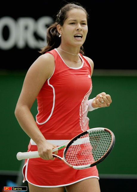 Beautiful Female Tennis Players  Unbelievable And -7597