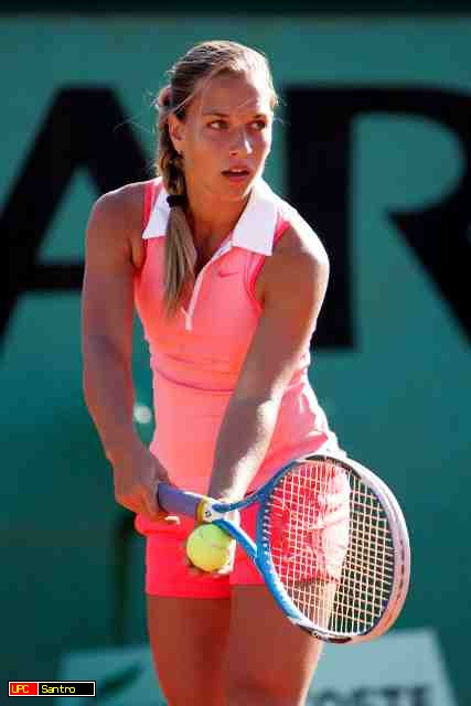 Beautiful Female Tennis Players  Unbelievable And -9842