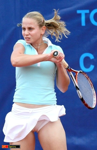 Beautiful Female Tennis Players  Unbelievable And -2833